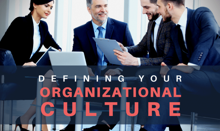 4 Ridiculously Simple Questions To Define Your Organizational Culture