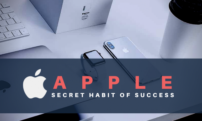 How Apple Became The #1 Brand In The World Using This Secret Habit (Shh)