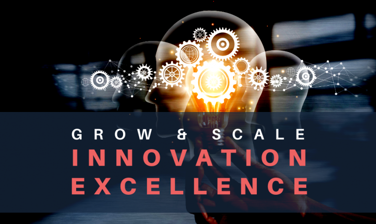 Shocking Ways Innovation And Excellence Will Help You Scale